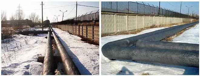 Теплоизоляция пенополиуретаном Ульяновск